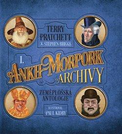 Obálka titulu Ankh-Morpork: Archivy 1.
