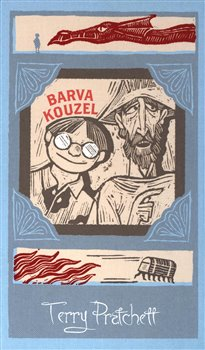 Obálka titulu Barva kouzel - limitovaná sběratelská edice