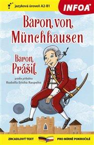 Baron Prášil / Baron von Münchhausen (B1-B2)
