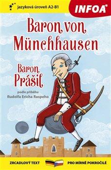 Obálka titulu Baron Prášil / Baron von Münchhausen (B1-B2)