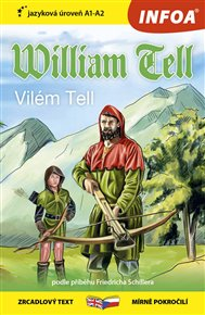 Četba pro začátečníky - William Tell (A1-A2)