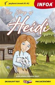 Četba pro začátečníky - The Story of Heidi (A1-A2)