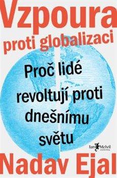 Obálka titulu Vzpoura proti globalizaci