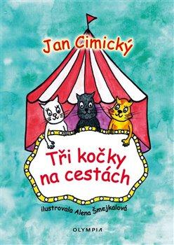 Obálka titulu Tři kočky na cestách
