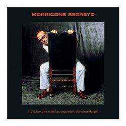 Obálka titulu Morricone. Segreto