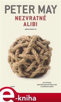Obálka titulu Nezvratné alibi