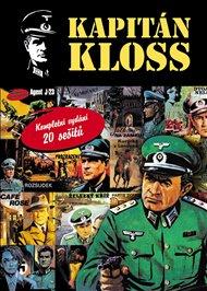 Kapitán Kloss. Kompletní vydání 20 sešitů