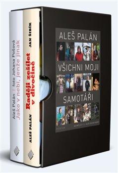 Obálka titulu Aleš Palán. Všichni moji samotáři - Komplet s audioknihami