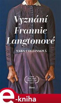 Obálka titulu Vyznání Frannie Langtonové