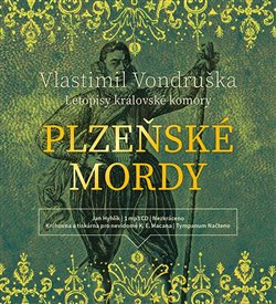 Obálka titulu Plzeňské mordy