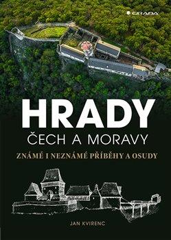 Obálka titulu Hrady Čech a Moravy