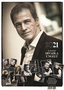 Kalendář Divadla Ungelt 2021