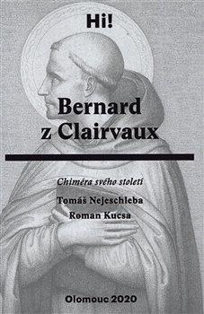 Obálka titulu Bernard z Clairvaux