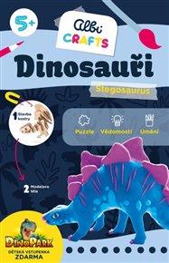 Dinosauři - Stegosaurus - Albi Crafts
