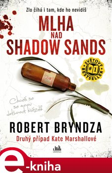 Obálka titulu Mlha nad Shadow Sands