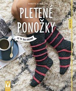 Pletené ponožky – je to tak snadné