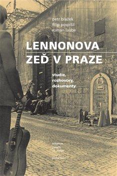 Obálka titulu Lennonova zeď v Praze