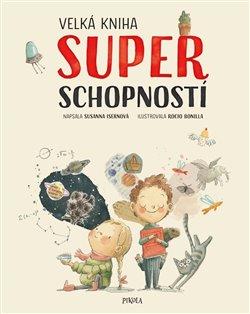 Obálka titulu Velká kniha superschopností
