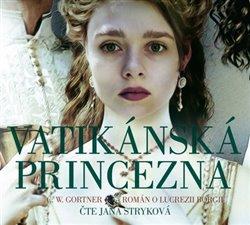 Obálka titulu Vatikánská princezna
