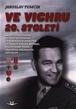 Obálka titulu Ve vichru 20. století