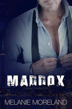 Obálka titulu Maddox