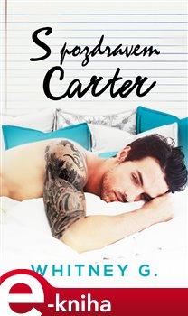 Obálka titulu S pozdravem Carter