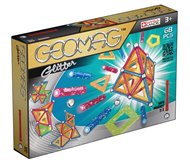 Stavebnice Geomag Glitter 68 pcs