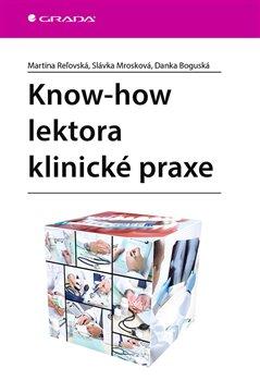 Obálka titulu Know-how lektora klinické praxe