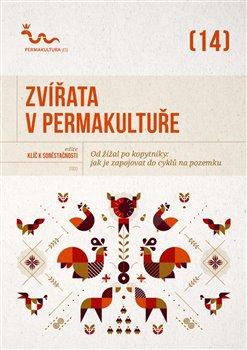 Obálka titulu Zvířata v permakultuře