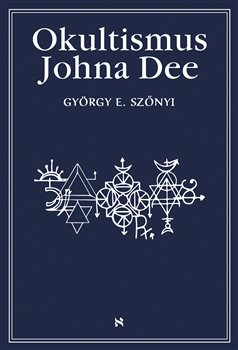 Obálka titulu Okultismus Johna Dee