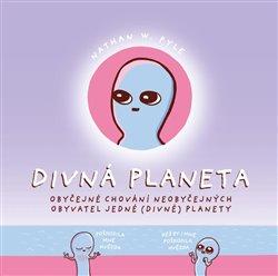 Obálka titulu Divná planeta