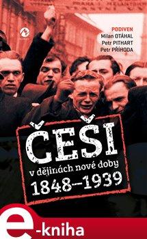 Obálka titulu Češi v dějinách nové doby (1848-1939)