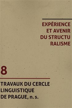Obálka titulu Experience et avenir du structuralisme