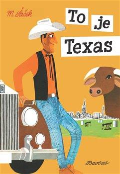 Obálka titulu To je Texas