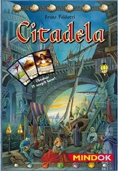 Obálka titulu Citadela - Mindok