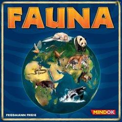 Fauna - Mindok