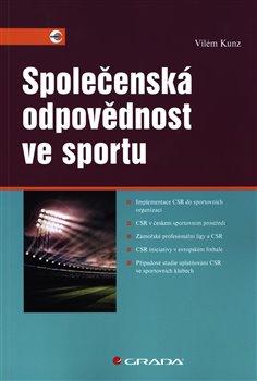 Obálka titulu Společenská odpovědnost ve sportu