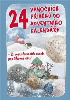 Obálka titulu 24 vánočních příběhů do adventního kalendáře
