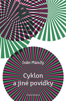 Obálka titulu Cyklon a jiné povídky
