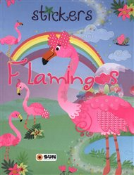 Flamingos - Stickers