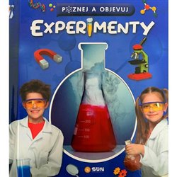 Obálka titulu Poznej a objevuj - Experimenty