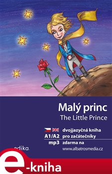 Malý princ A1/A2 (AJ-ČJ)