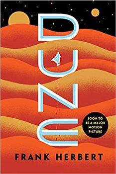Obálka titulu Dune