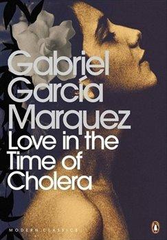 Obálka titulu Love in the Time of Cholera