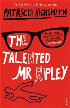 Obálka titulu Talented Mr Ripley