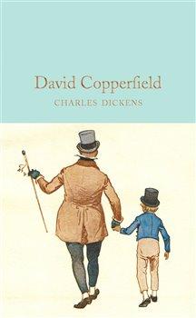 Obálka titulu David Copperfield