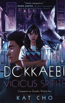 Obálka titulu Dokkaebi: Vicious Spirits