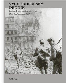 Obálka titulu Východopruský denník