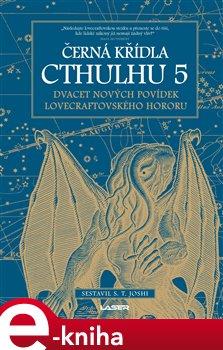 Obálka titulu Černá křídla Cthulhu 5