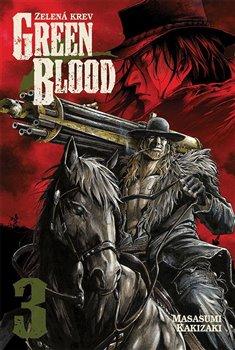Obálka titulu Green Blood - Zelená krev 3